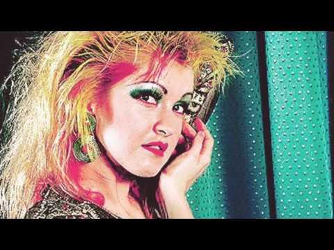 Cyndi Lauper-Iko Iko