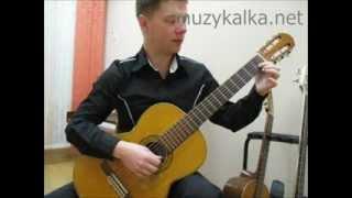 Самоучитель игры на гитаре - аккорды