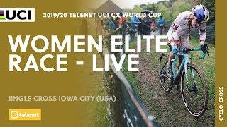 Live - Women Elite   2019/20 Telenet UCI Cyclo-cross World Cup, Iowa City