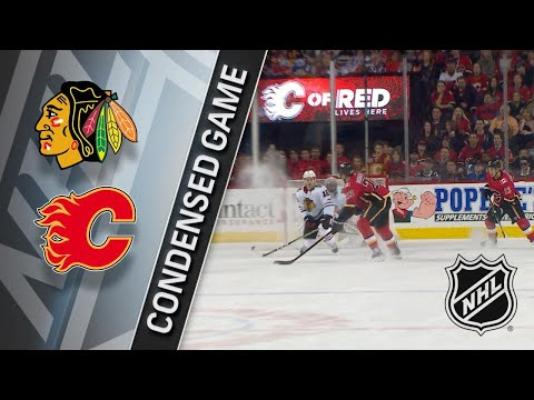 02/03/18 Condensed Game: Blackhawks @ Flames