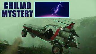Lightning Strike & Space Docker 88 MPH Attempt - GTA 5 Jetpack / Chiliad Mystery