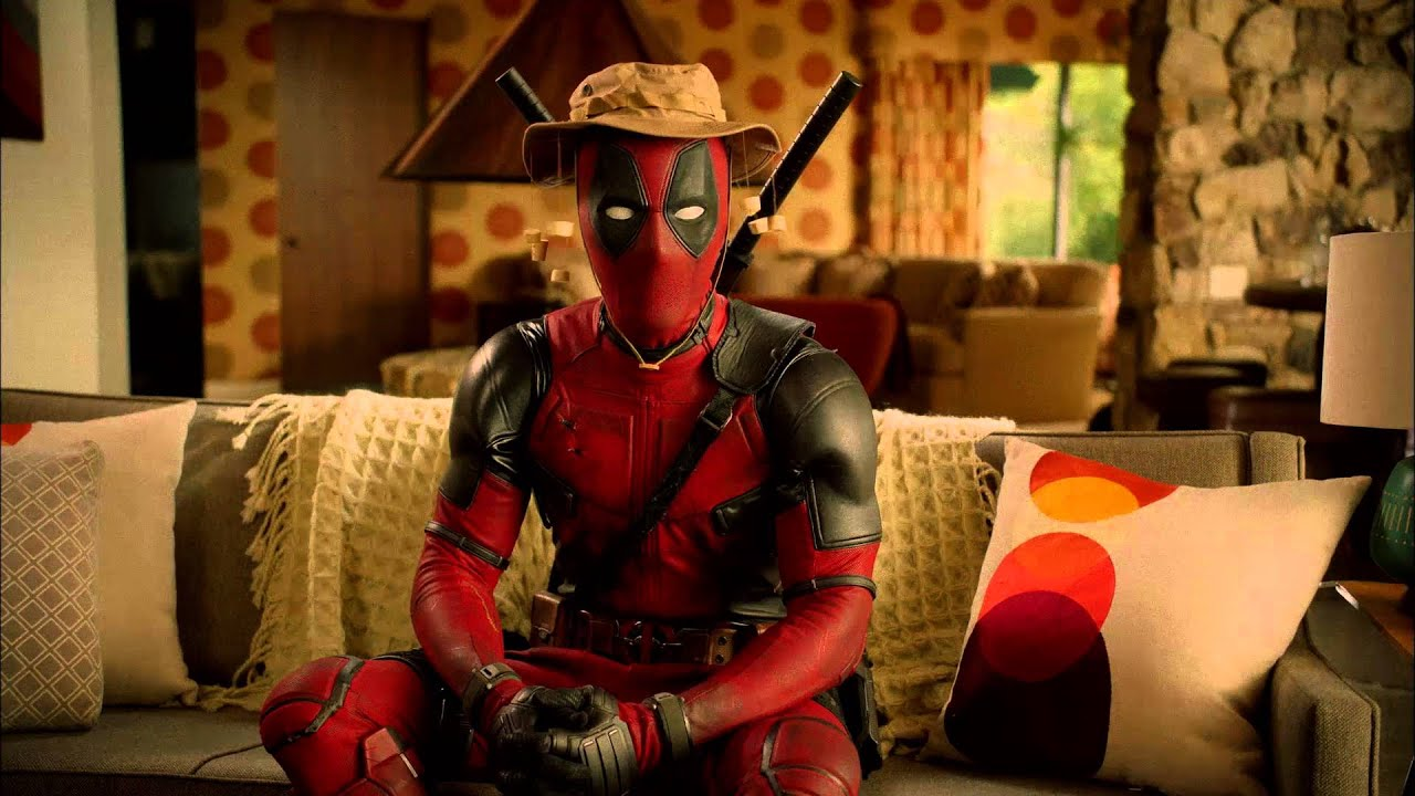 HOYTS Mother's Day Gift Cards - Featuring Deadpool - YouTube