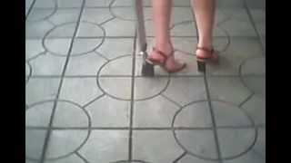 Repeat youtube video polio foot