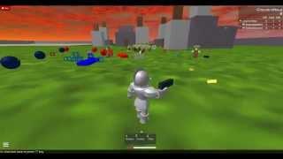 Roblox: jogando um dos jogos de Raphael (parte 1) com jogos de R