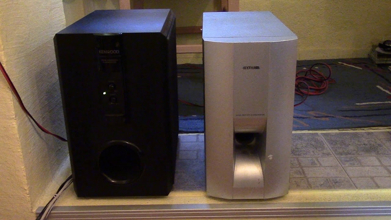 can i hook up two subwoofers to receiver