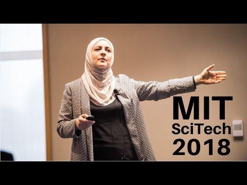 Rana Dajani | Keynote Speech | MIT Science & Technology Conference 2018