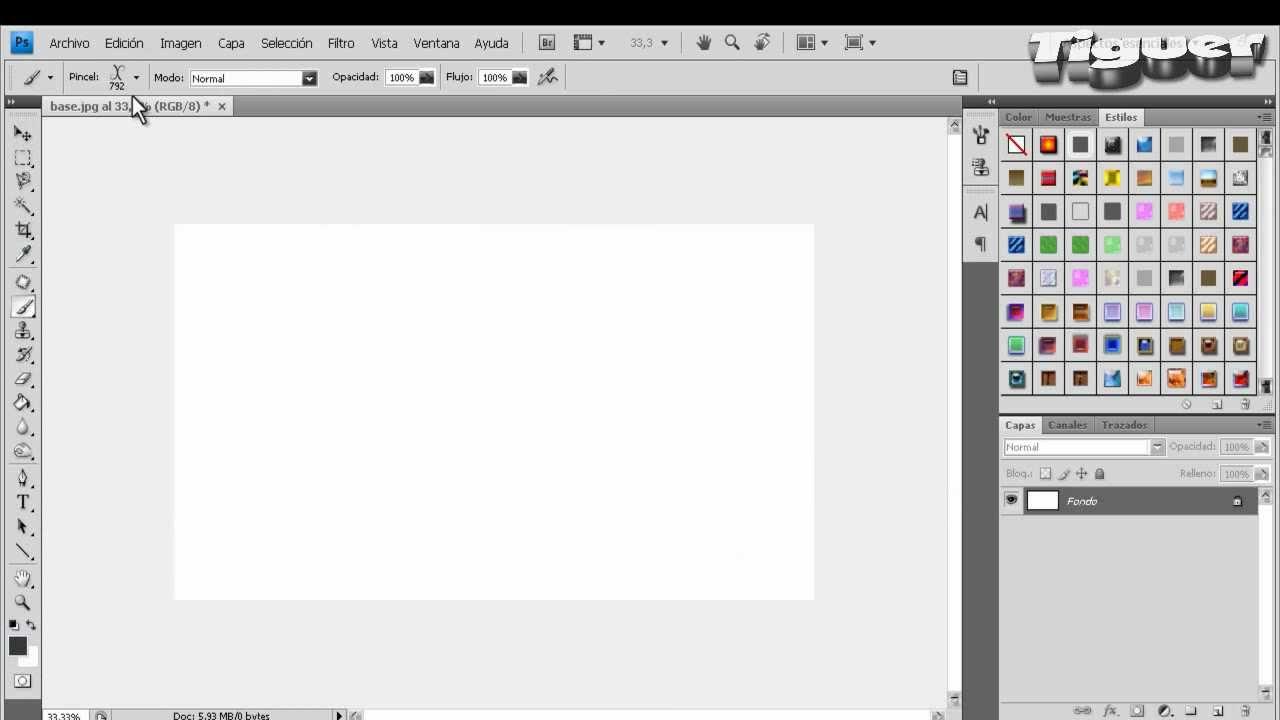 Photoshop tutorial tutorial adobe photoshop cs4 espaol bien tutorial adobe photoshop cs4 espaol bien explicado baditri Image collections