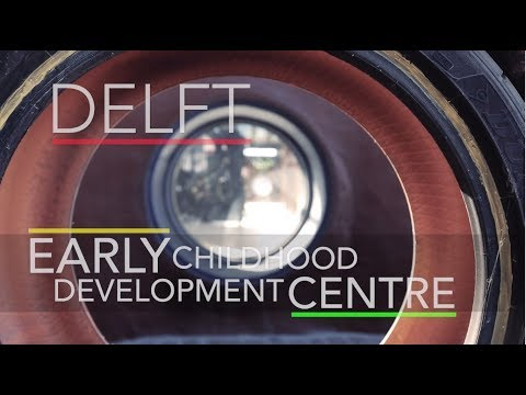 Sustainable Building at the Delft Early Childhood Development Centre in Cape Town