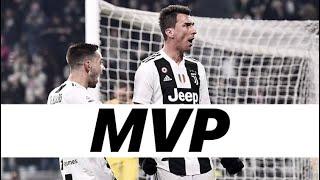 JUVENTUS ROMA 1-0: MANDZUKIC MVP!