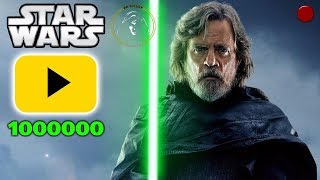 1000000 SUBSCRIBER LIVE Q&A SPECIAL - Star Wars Theory