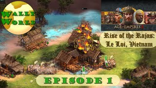 Age of Empires II: Definitive Edition, Le Loi, Episode 1 - Let's Play
