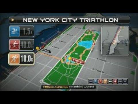 NYC Triathlon: Understanding the course