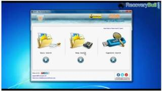 data recovery software - Recover Missing or damaged or lost data from USB and SD card