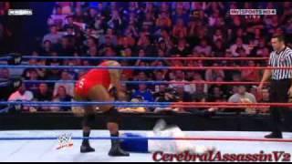 Team SmackDown vs Team Raw Bragging Rights 2010 Highlights