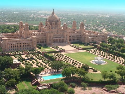 Umaid Bhawan Palace of Jodhpur, Rajasthan named Best Hotel in the World