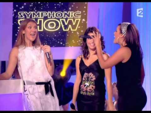 Celine Dion & Amel Bent - I Surrender (Live) HQ