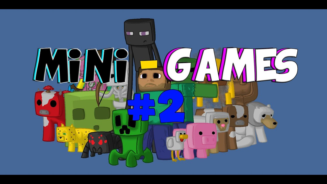 Minigames pixel hunted