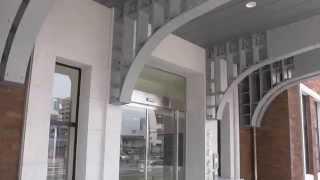 北九州市の戸畑図書館前で映画「ワイルド7」のロケが行われた。 Locati...