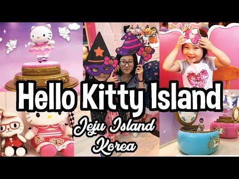 What it's like to visit Hello Kitty Island in South Korea