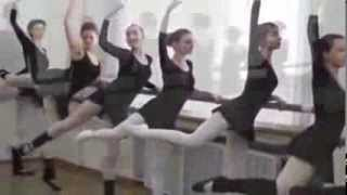 Урок Боди-балета