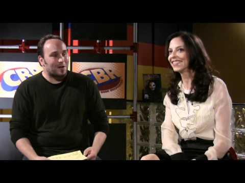 CBR TV 2009: Juliet Landau on