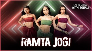 Ramta Jogi - Taal | Bollywood Dance Choreography | LiveToDance with Sonali