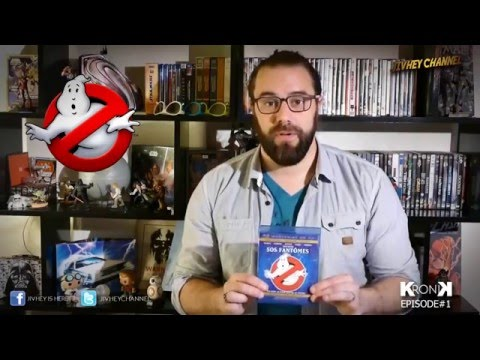 KRONIK #1 - SOS Fantomes (1984) VS GHOSTBUSTERS (2016) - trailer reaction streaming vf