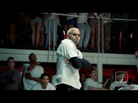 Chris Brown in BATTLE OF THE YEAR