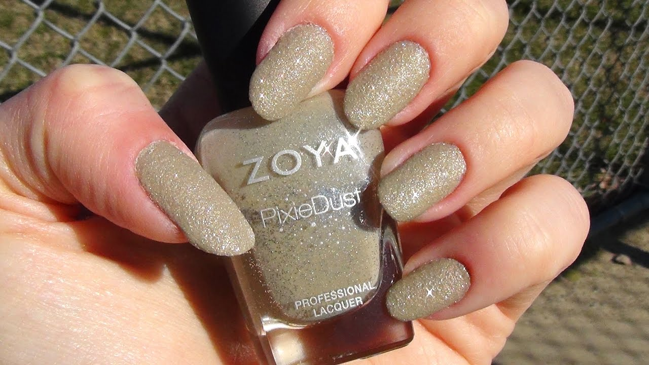 Zoya Godiva PixieDust Nail Polish