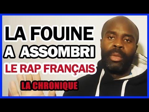 La Fouine a assombri  le rap français Mp3