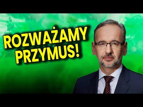 Minister Zdrowia OFICJALNIE: Rozważamy Przymus Na Jesieni - Analiza Komentator Obostrzenia Bank Ator