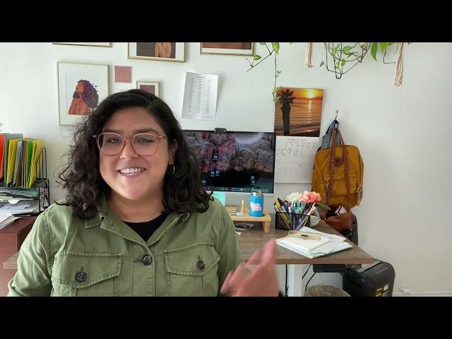 SWM Scholar Impact Gaby Martinez