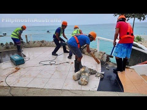 Boracay Island rehabilitation starts