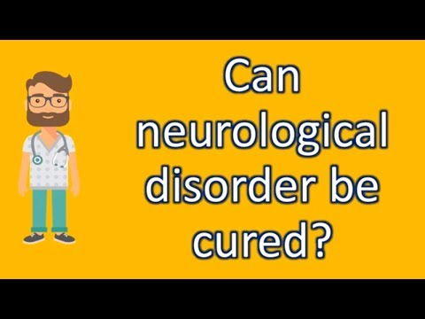 Can Neurological Disorders In Dogs Be Cured