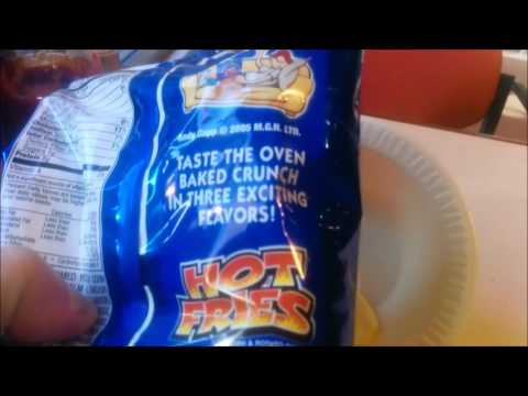 andy-capp-hot-fries-snack-review---yummy,-delicious,-spicy-junk-food