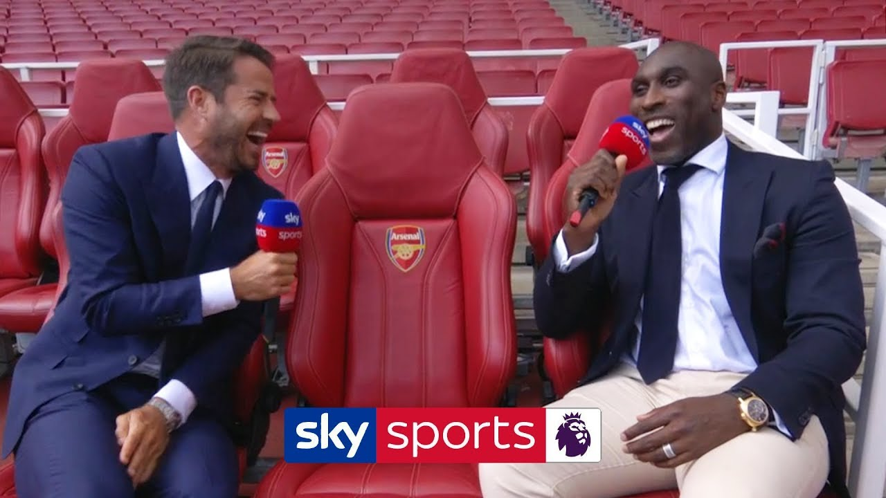 Download Sol Campbell reveals the reason he left Tottenham to join Arsenal   Super Sunday