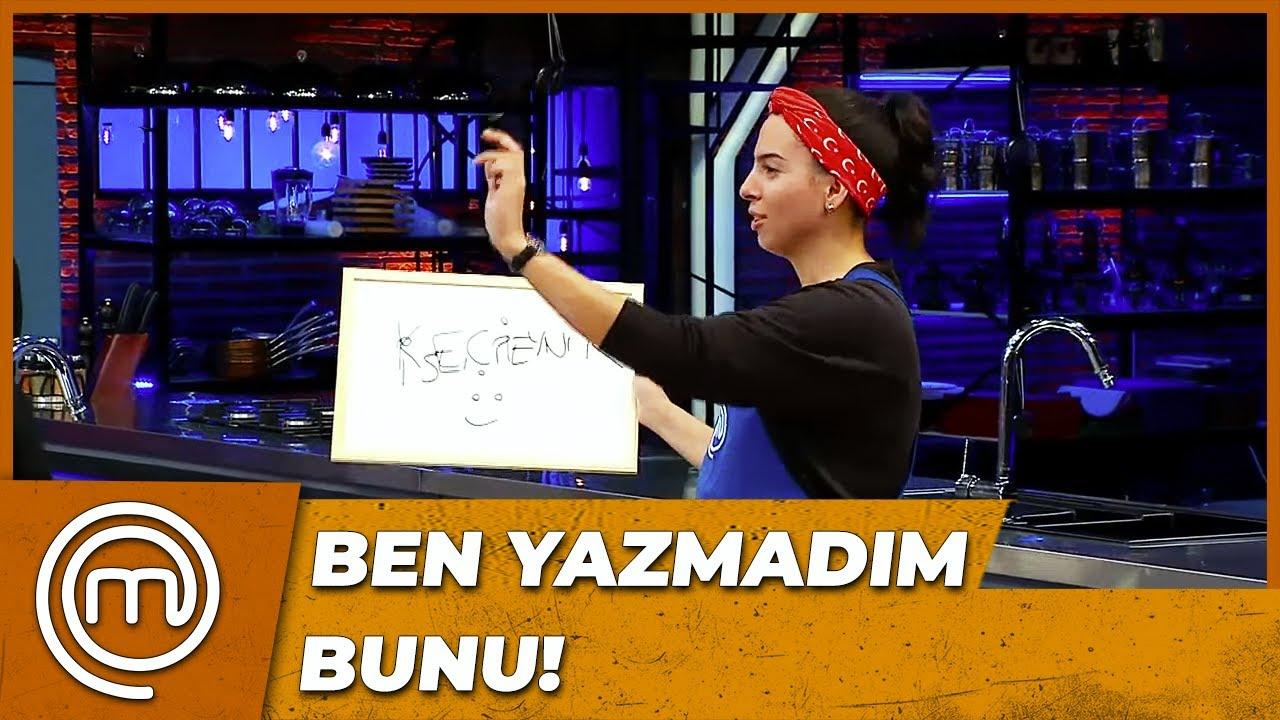 Somer Şef'ten Ebru'ya Büyük Oyun | MasterChef Türkiye 97. Bölüm