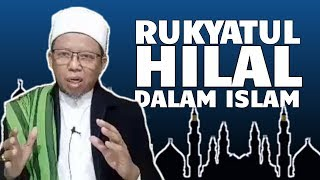 Rukyatul Hilal : Metode Menentukan Awal Puasa Ramadan   Ustadz Muhammad Ainul Yaqin
