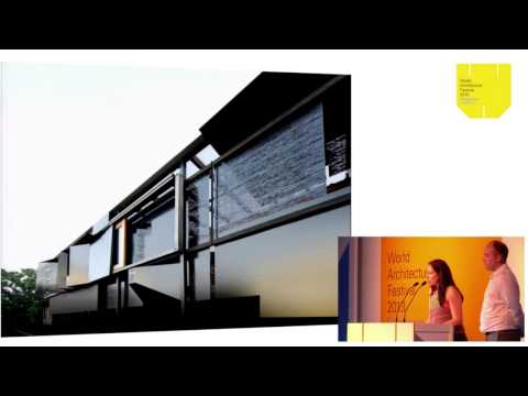 WAF 2013 Winner of Completed Building, House Category, Cox Rayner Architects