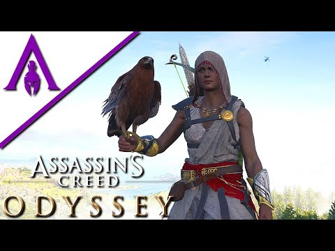 Assassin's Creed Odyssey #108 - Krypteia Jagen - Let's Play Deutsch thumbnail