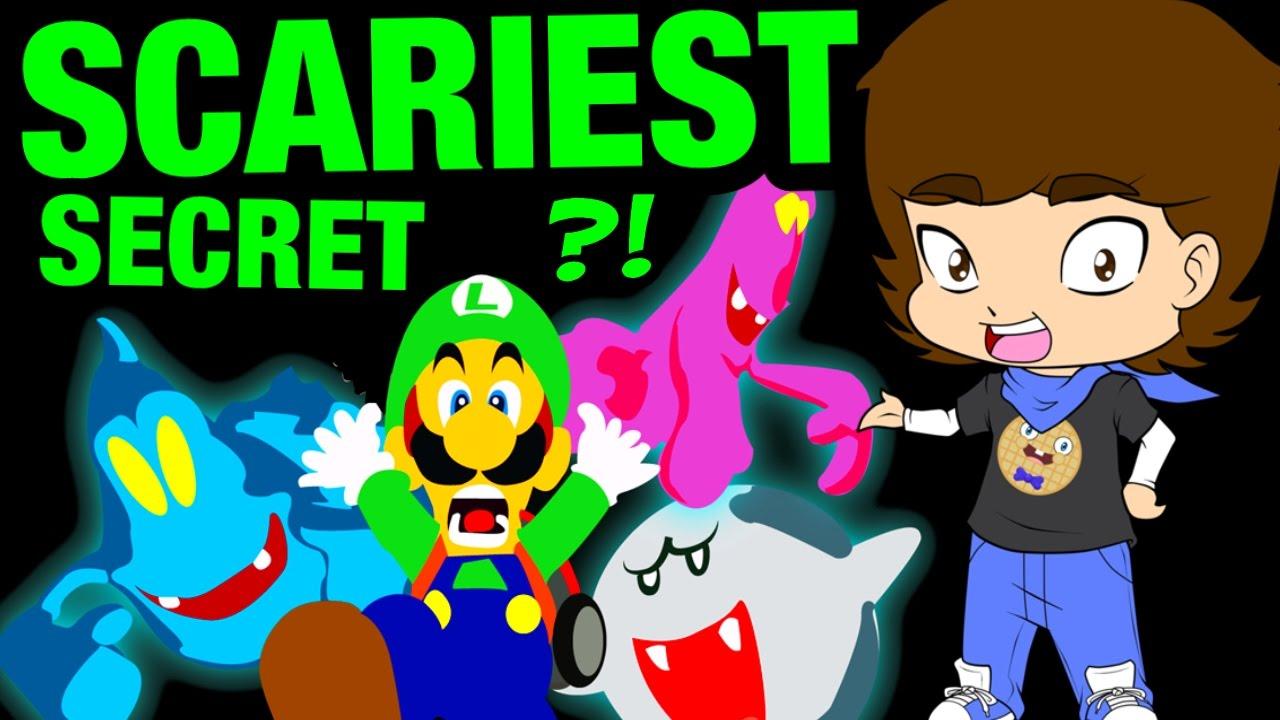 Download Luigi's Mansion's SCARIEST SECRET? (Super Mario Bros. Theory) - ConnerTheWaffle