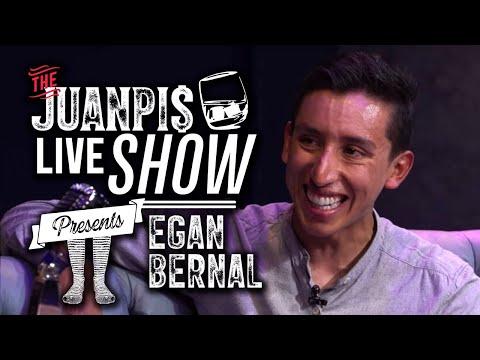 The Juanpis Live Show - Entrevista a Egan Bernal