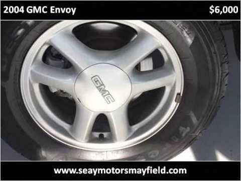 2004 gmc envoy used cars mayfield ky youtube for Seay motors mayfield ky