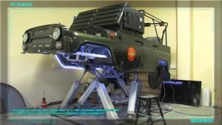 Автотренажер контраварийного вождения