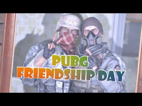 PUBG FRIENDSHIP DAY | PUBG MOBILE | PUBG TIKTOK | KàÁL