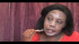 Valana Minerals Demo - Oasis: Oil Control Powder - Clay Mask Thumbnail