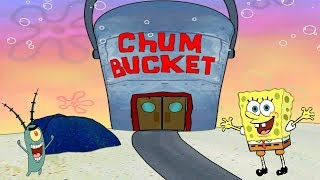SpongeBob SquarePants: Battle for Bikini Bottom - Chum Bucket Lab
