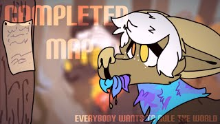everybody wants to rule the world MAP | complete