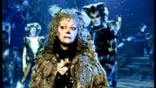 Grizabella, The Glamour Cat - Elaine Paige. HD, from Cats the Musical - the film