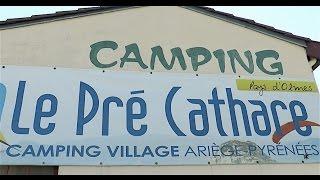Camping le Pré Cathare à Lavelanet